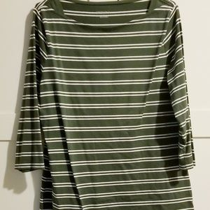 3/4 Sleeves Cotton shirt